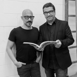 Javier Bellota y Didac Tudela